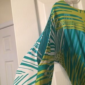 new directions Dresses - Stunning tropical dress!